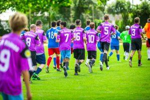 4. Spieltag HBRS Hessenliga Fußball-ID @ Neustadt / Odw.